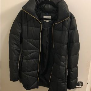 Cole Haan Black puffer - purchased this season